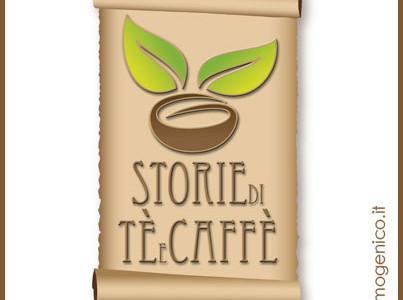Creazione logo Storie di Tè e Caffè