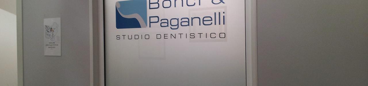 vetrofania studio dentistico