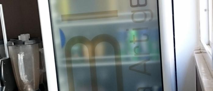 pellicola adesiva stampata