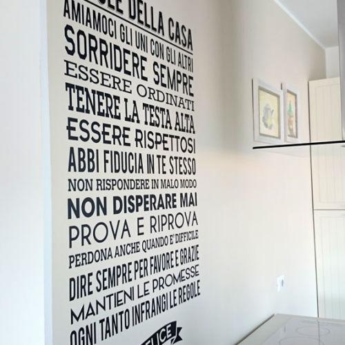 Adesivi per pareti